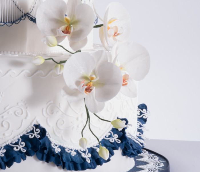 Sugar Art: la wedding cake perfetta